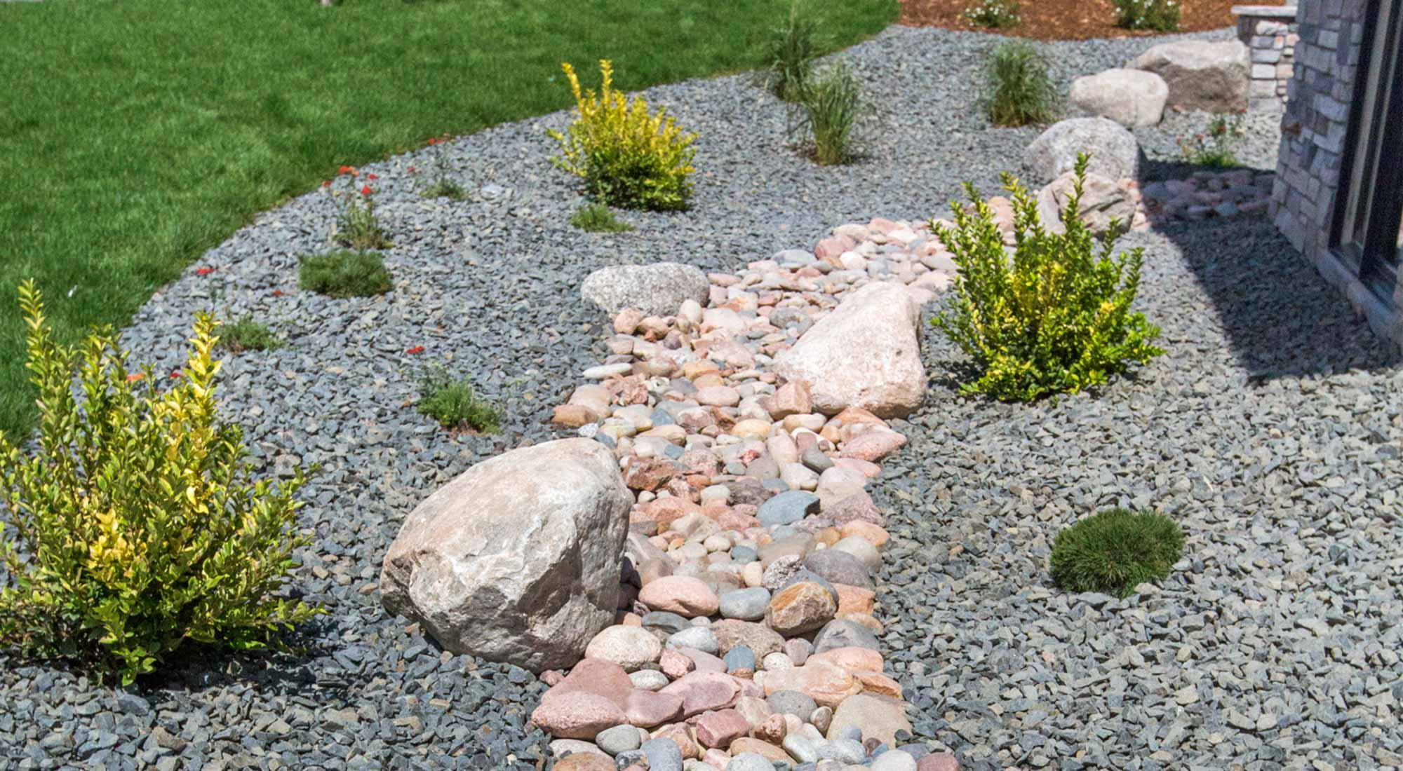 decorative rocks