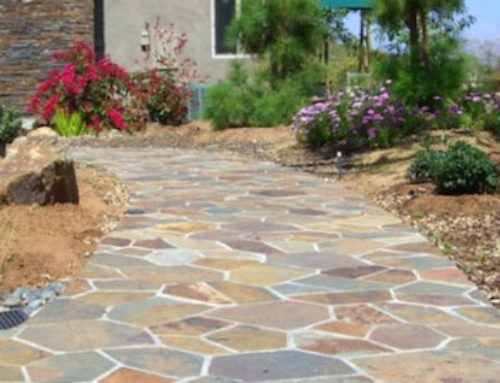 Flagstone or Pavers. Which Do You Choose?