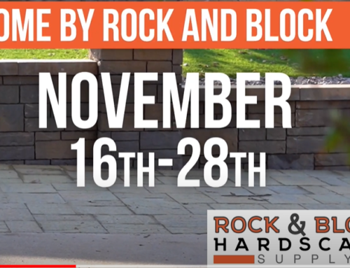 Introducing November Specials and Discounts at Rock and Block Hardscape Supply