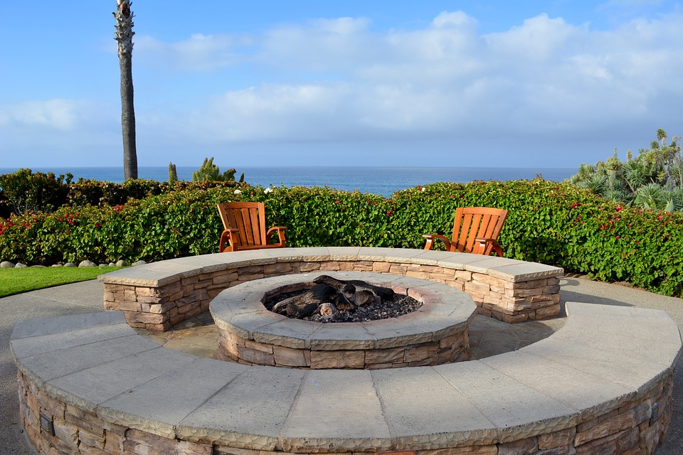 fire pits in san diego