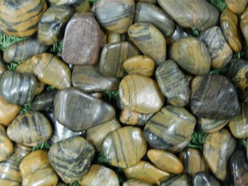 Striped Pebbles