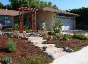Drought Resistant Residence
